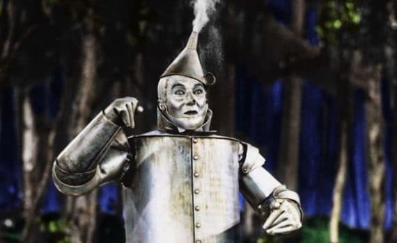 tin man do you feel stuck